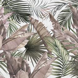Lost in the Jungle | Carta parati / tappezzeria | Inkiostro Bianco