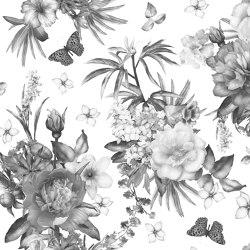 Narciso | Revestimientos de paredes / papeles pintados | Inkiostro Bianco