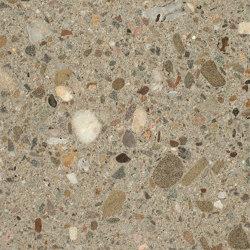 Boulevard Rhine sand beige fine samtiert with CF 90 | Concrete panels | Metten