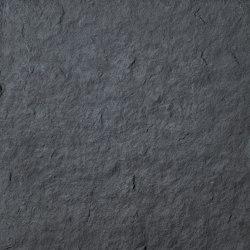 Conturo Anthraciet, Sand stone structure | Concrete panels | Metten