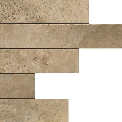 Aix Beige Brick Tumbled | Ceramic tiles | Atlas Concorde