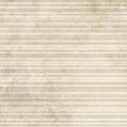 Aix 3D Row Blanc 40x80 | Piastrelle ceramica | Atlas Concorde