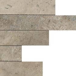 Aix Cendre Brick Tumbled | Piastrelle ceramica | Atlas Concorde