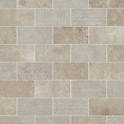 Aix Cendre Minibrick Tumbled | Ceramic tiles | Atlas Concorde