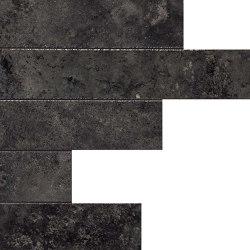 Aix Fumée Brick Tumbled | Keramik Fliesen | Atlas Concorde