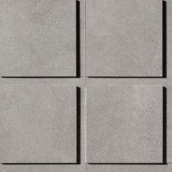 BLAZE Aluminium Mosaico 3D Factory | Keramik Fliesen | Atlas Concorde