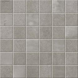 Blaze Aluminium Mosaico Matt | Ceramic mosaics | Atlas Concorde
