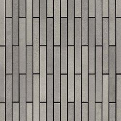 BLAZE Aluminium Mosaico Twin | Ceramic mosaics | Atlas Concorde