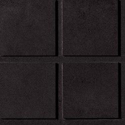 Blaze Iron Mosaico 3D Factory | Ceramic tiles | Atlas Concorde