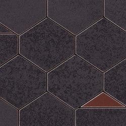 BLAZE Iron Mosaico Nest | Ceramic tiles | Atlas Concorde