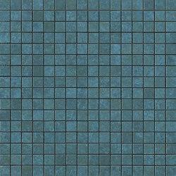 BLAZE Verdigris Mos Q | Ceramic mosaics | Atlas Concorde