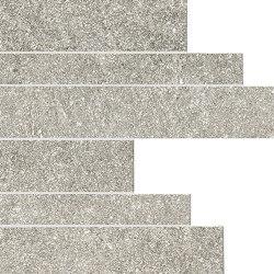 Dolmen Pro Porfido Cenere Brick | Ceramic tiles | Atlas Concorde