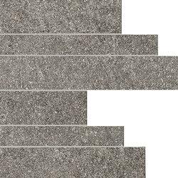 Dolmen Pro Porfido Grigio Brick | Ceramic tiles | Atlas Concorde
