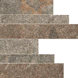 Dolmen Pro Porfido Mix Brick | Ceramic tiles | Atlas Concorde