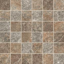 Dolmen Pro Porfido Mix Mosaico | Ceramic mosaics | Atlas Concorde