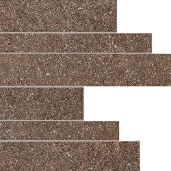 Dolmen Pro Porfido Rosso Brick | Ceramic tiles | Atlas Concorde