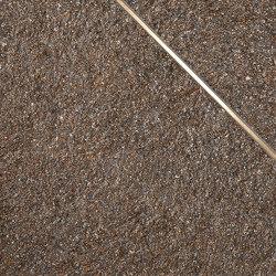 Dolmen Pro Porfido Rosso Squares Mix 4 | Ceramic tiles | Atlas Concorde
