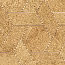 HEARTWOOD Malt Mansion Weave 34,6x40 | Carrelage céramique | Atlas Concorde