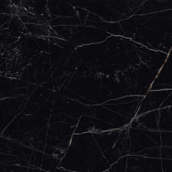 MARVEL Black Atlantis 75x75 Lappato | Ceramic tiles | Atlas Concorde
