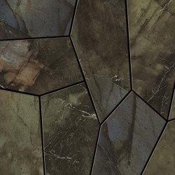 Marvel Brazil Green Leaf Lapp | Ceramic mosaics | Atlas Concorde