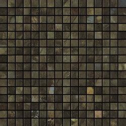 Marvel Brazil Green Mosaico Lappato | Ceramic mosaics | Atlas Concorde