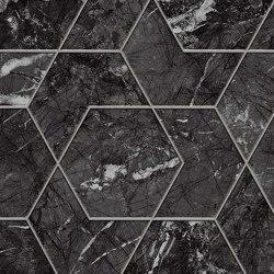 MARVEL Grigio Intenso HEX | Ceramic mosaics | Atlas Concorde