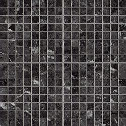 MARVEL Grigio Intenso Mosaico Lappato | Ceramic mosaics | Atlas Concorde