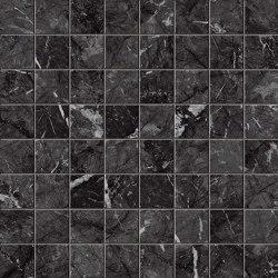 Marvel Grigio Intenso Mosaico Matt | Ceramic mosaics | Atlas Concorde