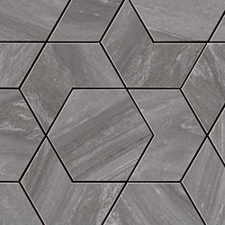 Marvel Morning Sky HEX | Ceramic mosaics | Atlas Concorde