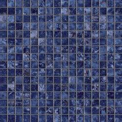 Marvel Ultramarine Mosaico Lappato | Ceramic mosaics | Atlas Concorde