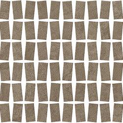 RAW Mud Mosaico Castle | Mosaïques céramique | Atlas Concorde