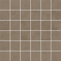 Raw Mud Mosaico Matt | Ceramic mosaics | Atlas Concorde