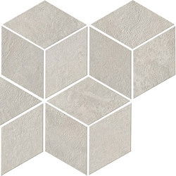RAW Pearl Mosaico Esagono | Ceramic mosaics | Atlas Concorde