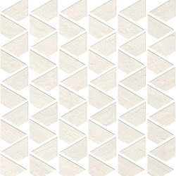 RAW White Flag | Mosaici ceramica | Atlas Concorde