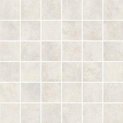 RAW White Mosaico Matt | Ceramic mosaics | Atlas Concorde
