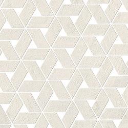 Raw White Twist | Ceramic mosaics | Atlas Concorde