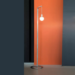 Pallas I lamp | Free-standing lights | Georg Muehlmann