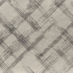Bloom Metal Grey Silver Inserto | Wall tiles | Fap Ceramiche
