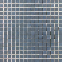 Bloom Blue Mosaico | Ceramic flooring | Fap Ceramiche