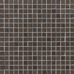 Bloom Brown Mosaico | Ceramic flooring | Fap Ceramiche