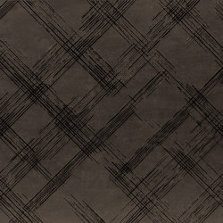 Bloom Metal Brown Gold Inserto | Wall tiles | Fap Ceramiche