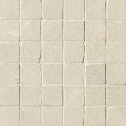 Blok Beige Macromosaico Anticato | Ceramic flooring | Fap Ceramiche