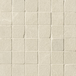 Blok Beige Macromosaico Anticato | Keramikböden | Fap Ceramiche