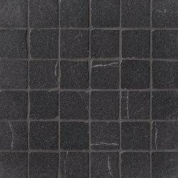 Blok Dark Macromosaico Anticato | Ceramic flooring | Fap Ceramiche