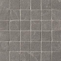 Blok Grey Macromosaico Anticato | Pavimenti ceramica | Fap Ceramiche