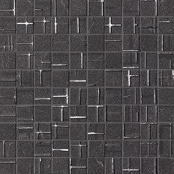 Blok Metal Dark Silver Mosaico | Wandmosaike | Fap Ceramiche
