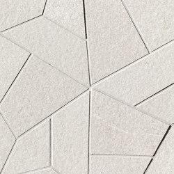 Blok White Fly Mosaico | Pavimenti ceramica | Fap Ceramiche