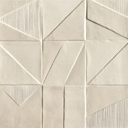 Mat&More Domino Beige | Wall tiles | Fap Ceramiche