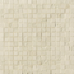 Mat&More Beige Mosaico | Pavimenti ceramica | Fap Ceramiche