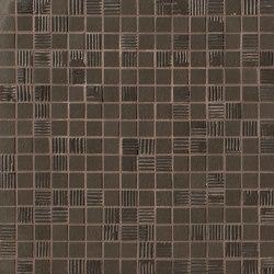 Mat&More Brown Mosaico | Keramikböden | Fap Ceramiche